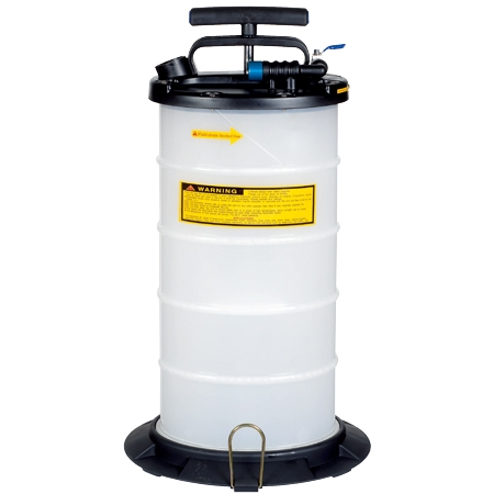 9.5L Manual & Pneumatic Fluid Extractor