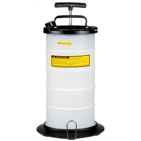 9.5L Manual Fluid Extractor