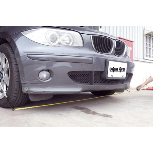 Wheel Alignment w/ Digital Protractor