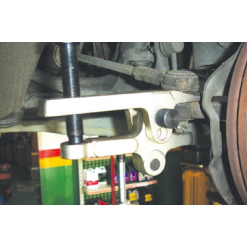 Four-Way Ball Joint Remover Tool