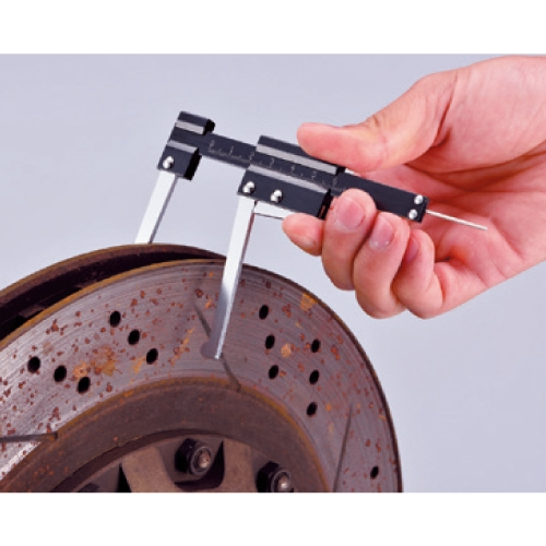 Gauge for Brake Disc & Tyre depth Pat