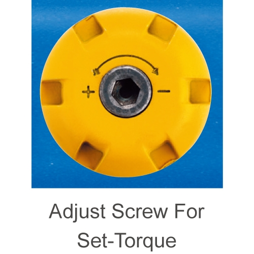 Adjustable Torque Screwdriver With Twin display