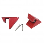 2 Pcs Adjustable Shelf Grip