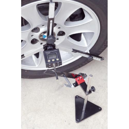 Wheel Alignment w/ Digital Protractor-3