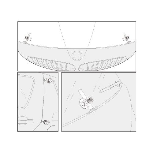 Assembly Gauge (2 piece / set)-2
