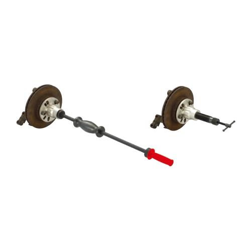 Hydraulic Ram & Slide Hammer Puller Kit-2
