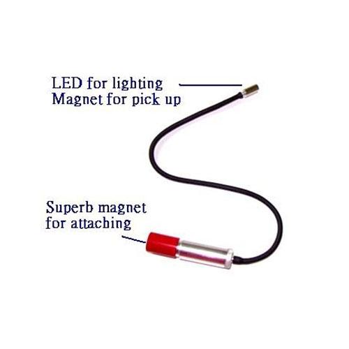 Magnetic Flexible Flashlight