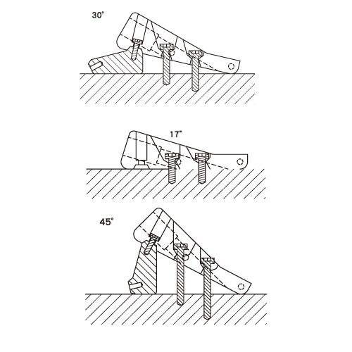 Multi-Angle Countersink Drill Guide   Pat.-4