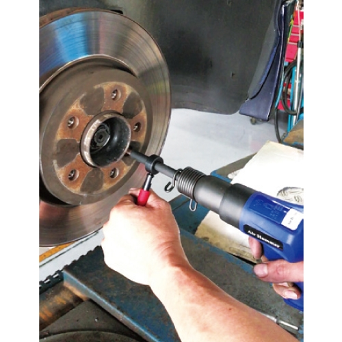 Air Impact Screw Remover-2