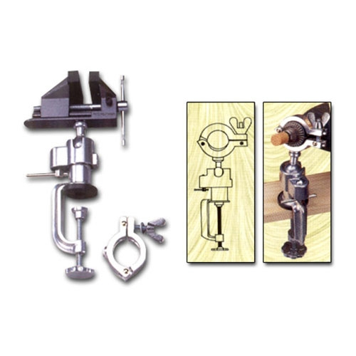 Multi-Angle Vise & Drill Clamp